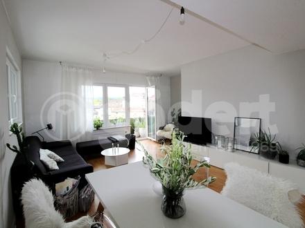 Helle 2,5 Zimmer Wohnung mit Balkon im Herzen von Aschaffenburg !