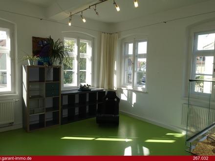 Das ganz besondere Haus - mit außergewöhnlichem Ambiente - zentral in Schesslitz
