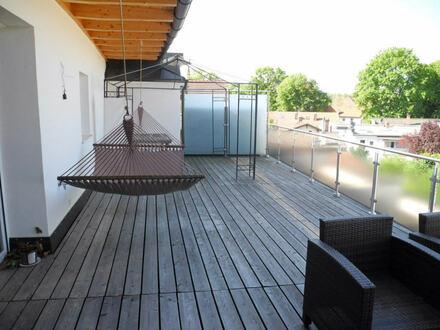 Einmalige Dachterrassenwohnung im Luxusambiente!