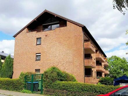 Schicke ETW mit großem Balkon und Garage in Herten