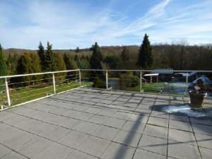 Top-Studiowohnung mit großer Dachterrasse