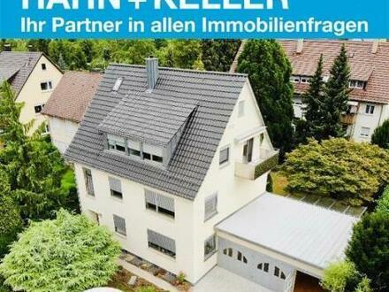 Großzügiges Anwesen in Luginsland! 3 Familienhaus mit Garten