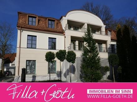 Stilvolle 3-Zimmer in herrschaftlicher Villa am Stadtpark!
