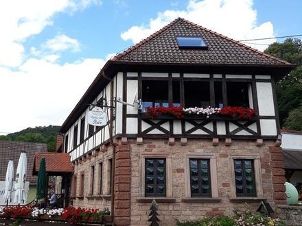 Traditionsgasthaus im Pfälzer Wald...