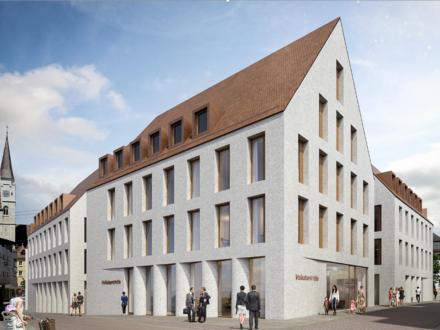 Neubaufläche Ehingen Mitte am Marktplatz