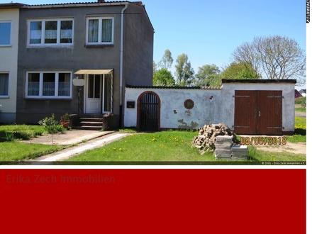 Doppelhaushälfte in dörflicher Umgebung von Obere Warnow, OT Kossebade