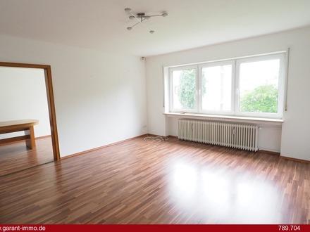 *** Schöne 4 1/2 Zimmer-Wohnung mit Garten und Garage im Zentrum von Illertissen ***