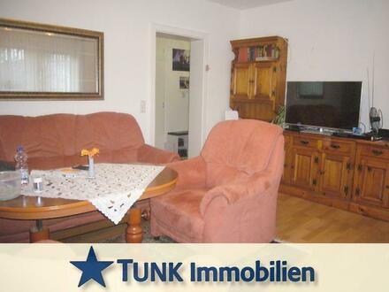 Behagliche 3-Zi.-EG-Wohnung mit Balkon in Kahl