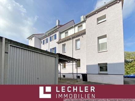 Dreifamilienhaus in zentraler Lage von Bad Cannstatt