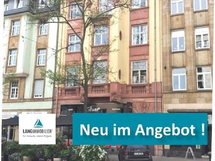+++ Schweizer Straße: Schicke, möblierte 4 Zimmer-Wohnung mit 2 Balkonen im Altbau +++
