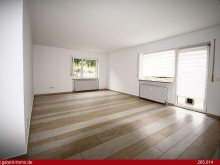 Schicke 1 Zimmer-Souterrain-Wohnung in Cadolzburg