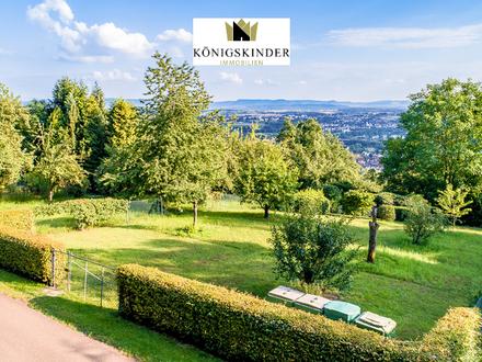 PERFEKT für Eigentümergemeinschaften! Grundstück in toller Aussichtslage von Plochingen