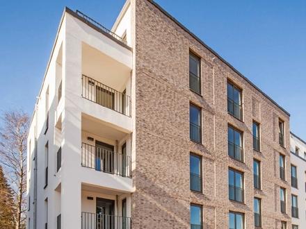 sünteleins - Moderne Neubaubauwohnung mit drei Zimmern