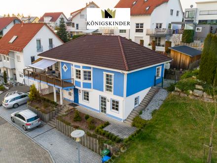 Großes Haus mit Garten in schöner Lage von Lorch