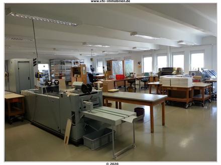 Wi-Mainz-Kastel: Tolle moderne, helle Büroetage, ca. 320 m² mit einem Außenaufzug!!!