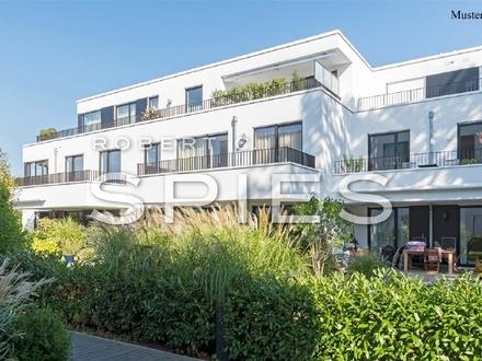 Hochwertige 3-Zimmer-Wohnung mit 2 Balkonen im begehrten Bürgerparkviertel