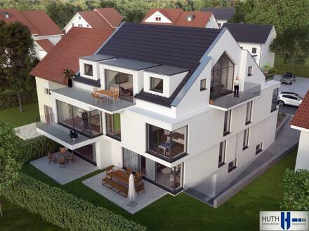Luxuriöse Dachgeschosswohnung in bester Lage
