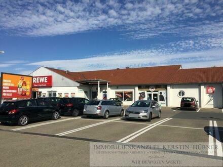 TOP Laden- und Verkaufsfläche direkt am REWE-Markt Lichteneiche