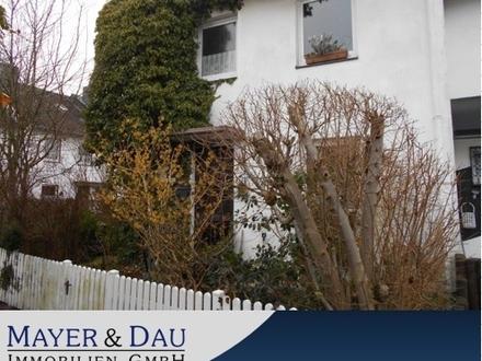 Speckenbüttel: Renoviertes Reihenendhaus mit Garage, Garten und Keller in Parknähe, Obj. 4197