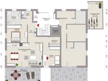 Attraktives und modernes Wohnen in zentrumsnaher Lage