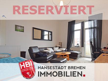 Neustadt / Gepflegte 3-Zimmer-Wohnung mit 2-Balkonen