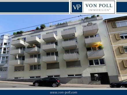 Kapitalanlager aufgepasst | 2-Zimmer-Wohnung in City Lage