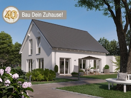 Klar strukturiertes Jubiläumshaus in moderner Optik!