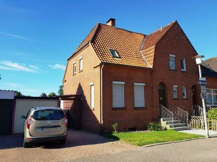 Kapitalanleger aufgepasst! Vermietete Doppelhaushälfte in stadtnaher Lage!