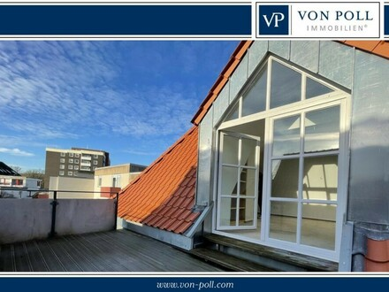 Helle, hochwertige Wohnung mit Dachterrasse im Herzen von Georgsmarienhütte