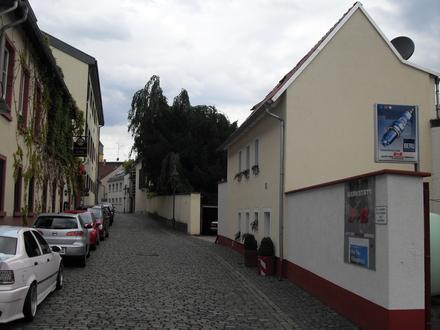Gut vermietetes kleines, saniertes Einfamilienhaus in Mainz-Weisenau