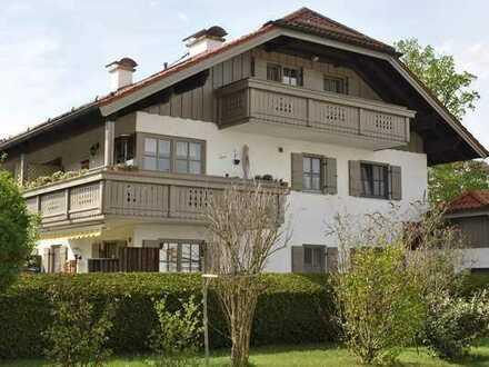 schöne 2 Zimmer Dachgeschoßwohnung mit Balkon in Freilassing bei Salzburg