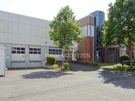 PROVISIONSFREI - Moderne Hallen-/Büroflächen in einem Gewerbepark