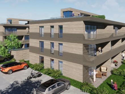 Privilegiert Wohnen am Hofgarten - Exklusive Neubauwohnungen im heilklimatischen Kurort Wolfegg
