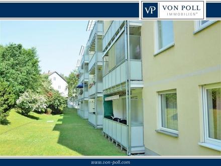 Modern ausgestattete 4-Zi.-Wohnung in Haidenhof Süd