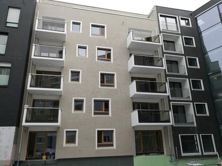 3 Zimmerwohnung mit EBK und Balkon - Wohnen im Ulmer Dichterviertel