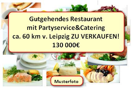 Gut gehendes Restaurant mit Partyservice und Catering in Thüringen ZU VERKAUFEN!