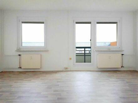 Geräumige 3-Raum-Wohnung mit schönem Ausblick