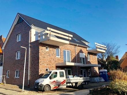 Dachgeschosswohnung zentral in Friesoythe zu vermieten!!!
