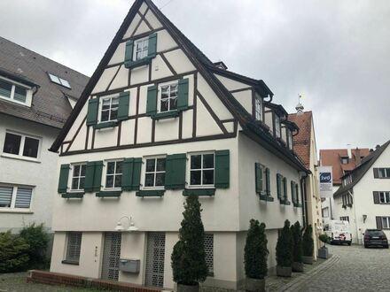 Gepflegtes Wohn- u. Geschäftshaus im Ulmer Fischerviertel