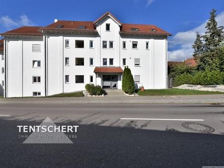 Gepflegte 3-Zimmer-Wohnung - mit EBK, Balkon und TG-Stellplatz