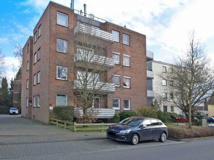 Bezugsfreie Zwei-Zimmer-Eigentumswohnung in Oldenburg-Nadorst