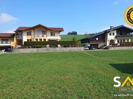 Traumhaft gelegenes Grundstück in Abtenau!