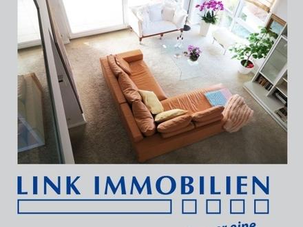 Maisonette statt Haus: traumhafte Dachgeschoss-Maisonette mit eigenem Weinberg am Haus