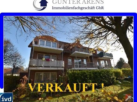 gepflegte Eigentumswohnung mit Terrasse in Westerstede