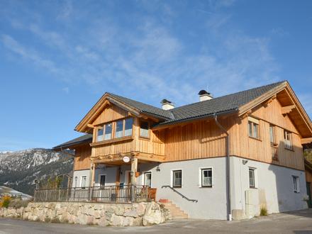 Bauernhof in Allein- und Aussichtslage auf 1.075 m Seehöhe