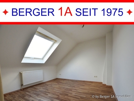 WALLE FÜR SINGLES: GEPFLEGTE 2-ZIMMER-WOHNUNG, D-Bad mit Fenster, Kochnische, Gartenmitbenutzung