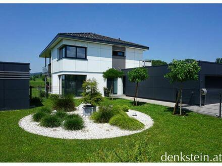 Grünoase beim Mondsee! Modernes luxuriöses Einfamilienhaus in bester Grünlage, Salzburg/Oberösterreich