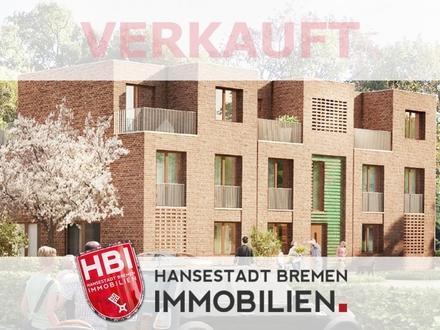 Worpswede / Bötjerscher Hof - Großzügige Eigentumswohnung mit weitläufiger Dachterrasse