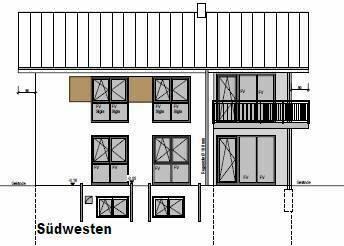 Wunderschön geschnittene 3,5-Zimmer Wohnung im OG mit Balkon und Bergblick