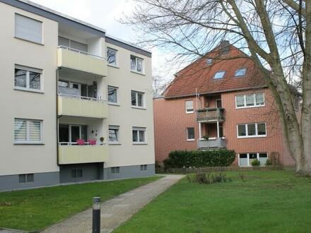 Für Kapitalanleger oder Selbstnutzer: Eigentumswohnung mit Balkon - Dortmund-Neuasseln